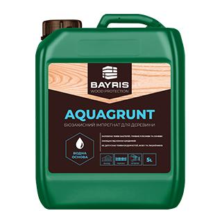 """Біозахисний імпрегнат для деревини """"AQUAGRUNT"""""""