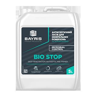 Антисептичний засіб Bio Stop (Для мінеральних поверхонь)
