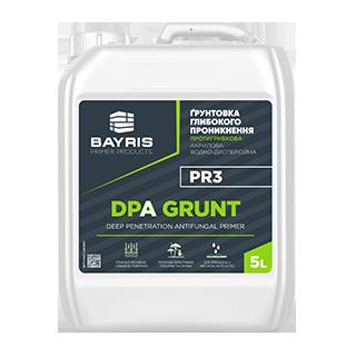 Ґрунтовка протигрибкова DPA Grunt PR3 (Глибокого проникнення)