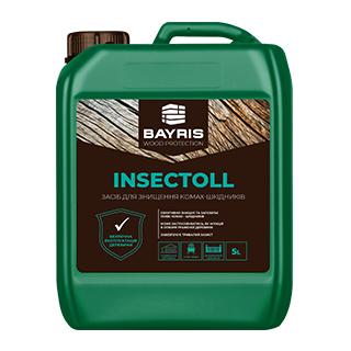Засіб для знищення комах-шкідників INSECTOLL