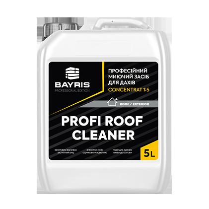 """Профессиональное моющее средство для крыш """"Profi Roof Cleaner"""". Concentrat 1:5"""