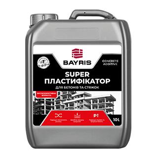 """""""Super Пластифікатор"""". Для бетонів і стяжок."""