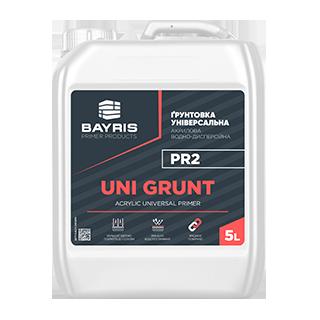Ґрунтовка універсальна Uni Grunt PR2