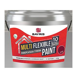 """Универсальная резиновая краска """"Multi Flexible Paint"""""""