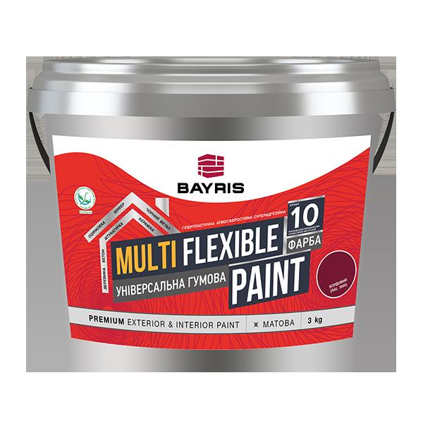"""Універсальна гумова фарба """"Multi Flexible Paint"""""""