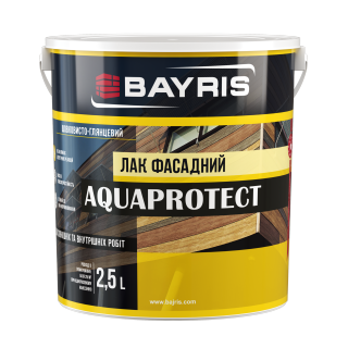 Лак фасадний AQUAPROTECT